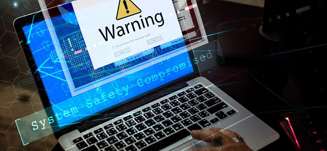 4 tipos de sitios web peligrosos que debes evitar